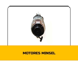 motor minsel