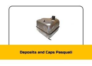 Depositos y Tapones