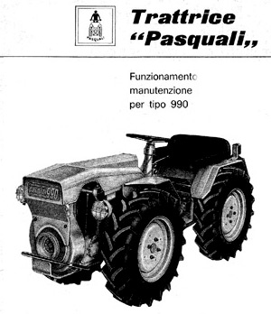 Tractor 990