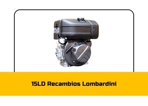 Recambios 15 LD Lombardini
