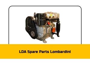 Recambios LDA Lombardini